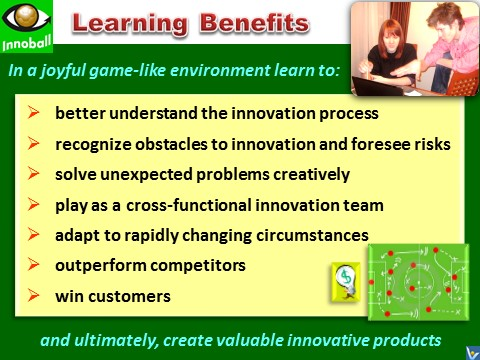 Innoball Learning Benefits