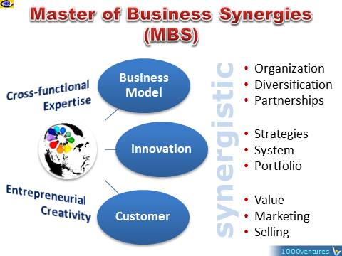 Synergy Innovation: Master of Business Synergies (MBS)